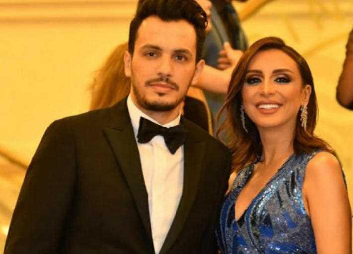 أحمد إبراهيم و أنغام