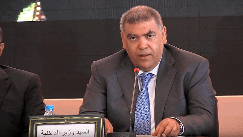 وزير الداخلية عبد الوافي لفتيت