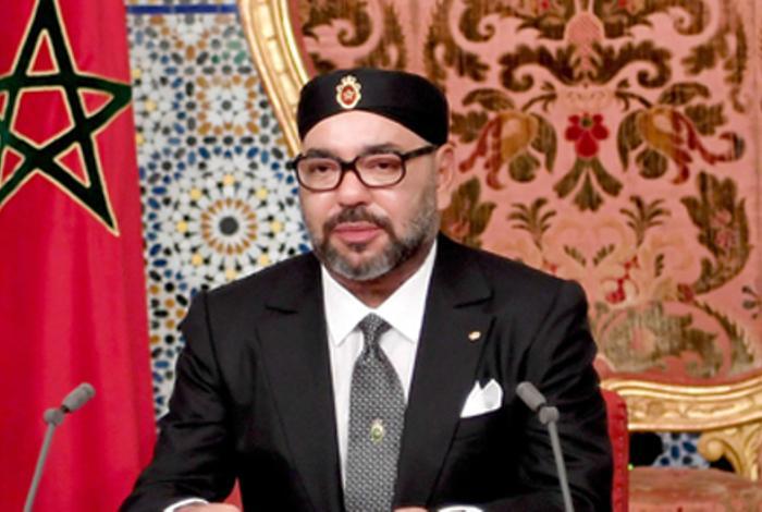 ملك المغرب حامي المغرب