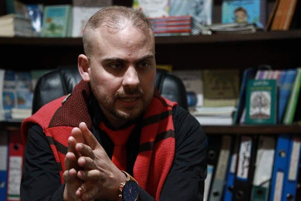 الناقذ محمود حجاج