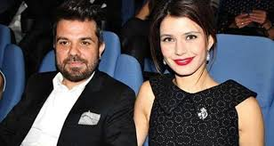 بيرين سات و زوجها