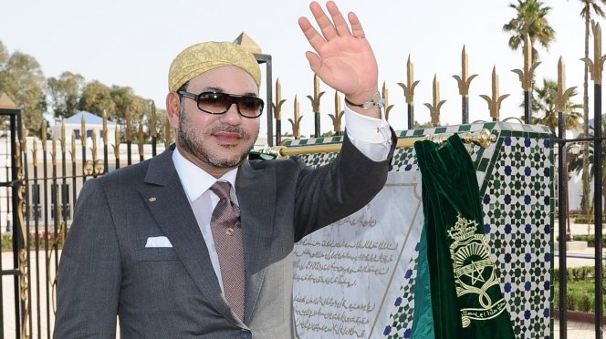 صورة لجلالة الملك محمد السادس نصره الله