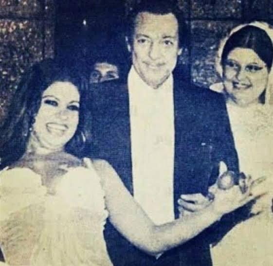 فيفي عبده تنعي وفاة الفنان أحمد دياب عبر حسابها على انستجرام
