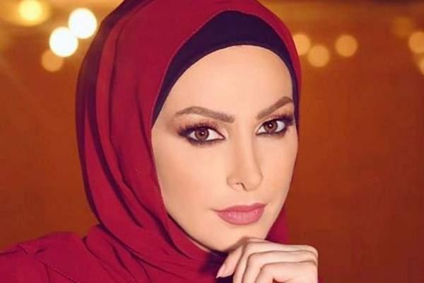 امال حجازي بالحجاب