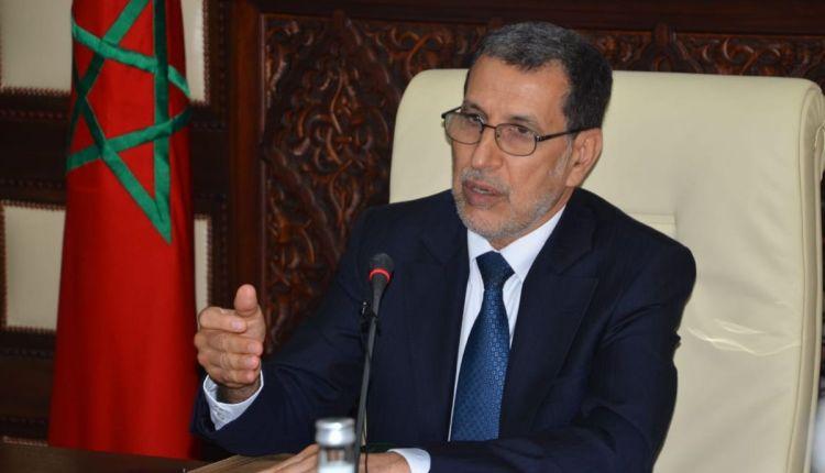 رئيس الحكومة المغربي
