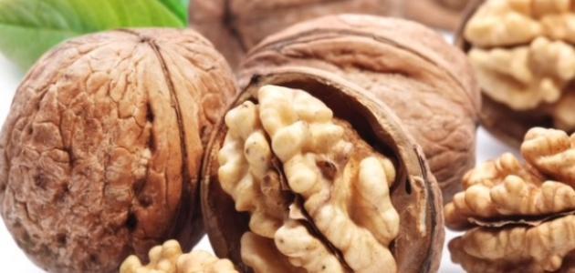 Les fruits secs et ses avantages