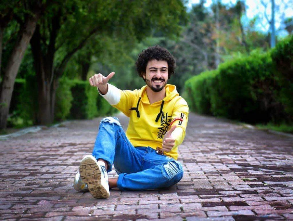 """علي ستار جبار : فيلمي القصير """"العمل ليس فيه عيب"""" أنتظر عرضه بفارغ الصبر"""