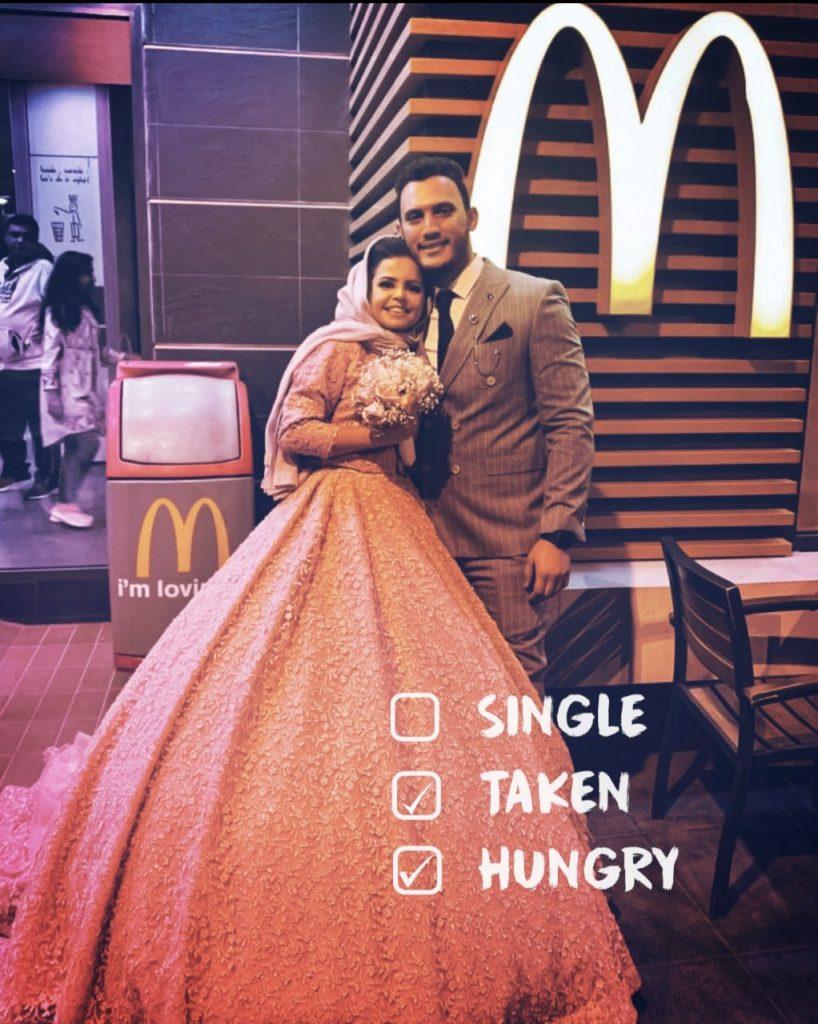دلال و محمد بلوقر ثنائي حققوا نجاح على السوشل ميديا في الإمارات .