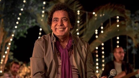 محمد منير يعود للغناء من جديد بالأوبرا