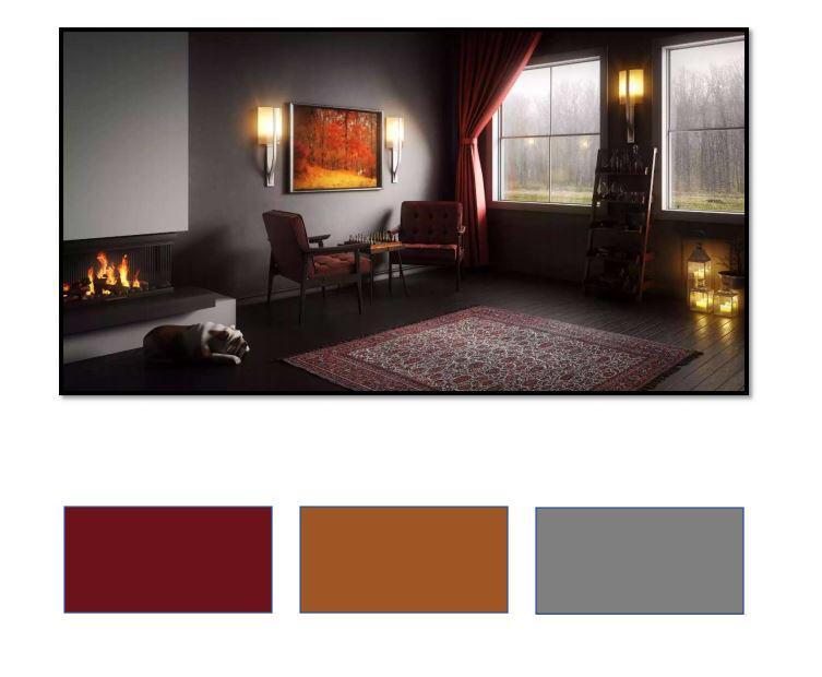 خبير الديكور محمد نور يكشف طرق اختيار ألوان بيتك وفقًا لبرجك