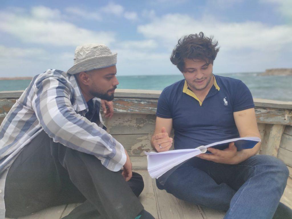 اوشك المنتج والمخرج احمد عياد الرشيدي علي الانتهاء من تصوير فيلمه الجديد