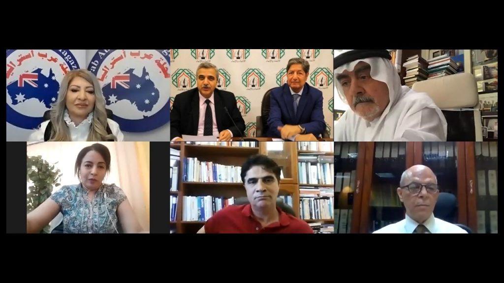 ابتسام مصطفى: الاتحاد الأوروبي حقق نجاحاً في المواطنة الأوروبية وعلينا التفكير في استراتيجيات جديدة للعمل العربي المشترك