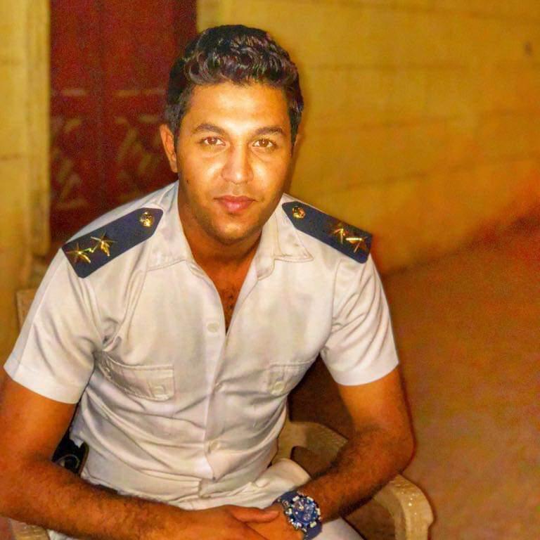 """شفاء """" احمد ايهاب """" بقسم إمبابة من فيروس كورونا"""