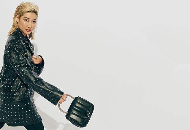 BVLGARI PARTNERS WITH YOON, ARTISTIC DIRECTOR OF AMBUSH, FOR A CAPSULE COLLECTION OF UNIQUE SERPENTI HANDBAGS AND ACCESSORIES.