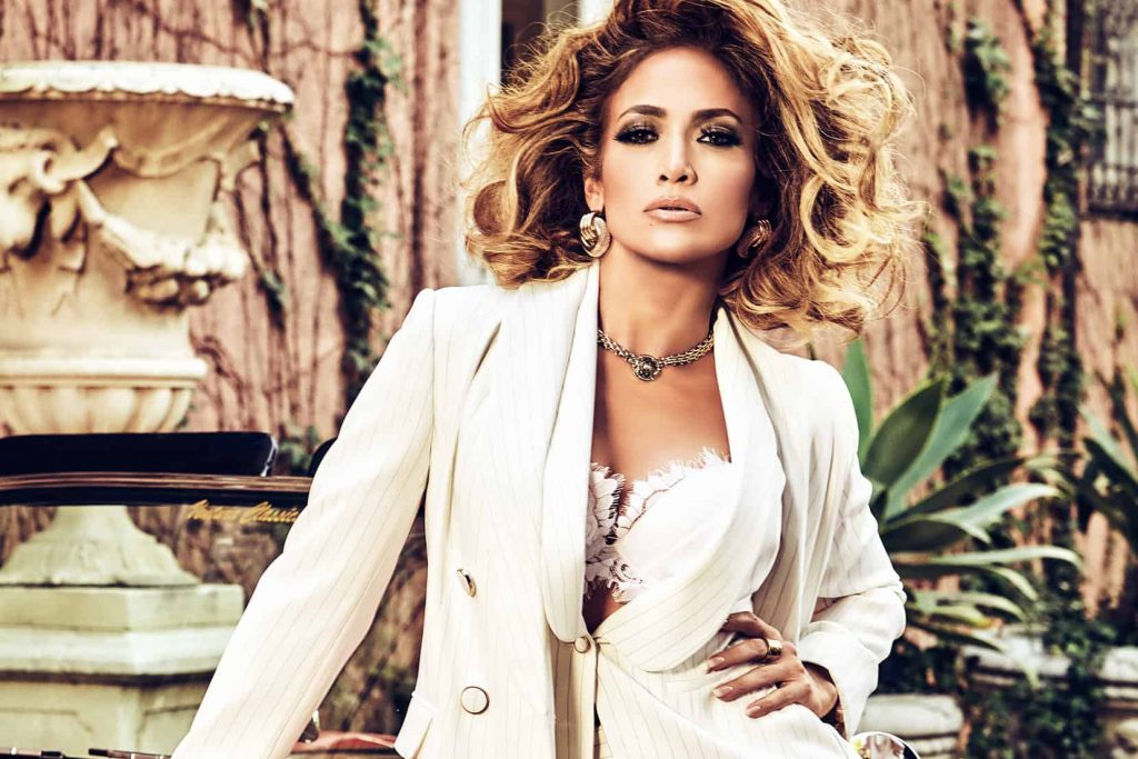 Jennifer Lopez Launching JLo Beauty