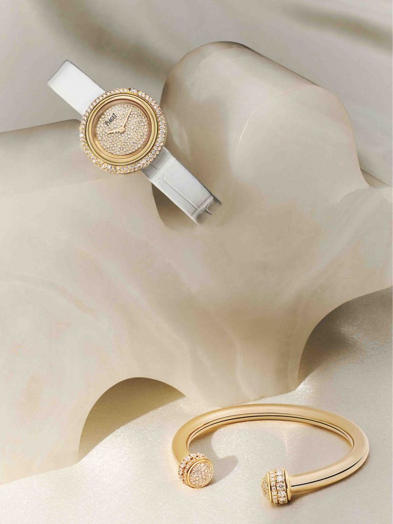 PIAGET WATCHES AND JEWELRY