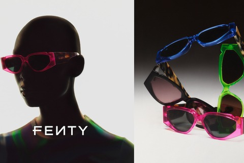 BE THE FIRST TO SEE FENTY'S NEW EYEWEAR DROP