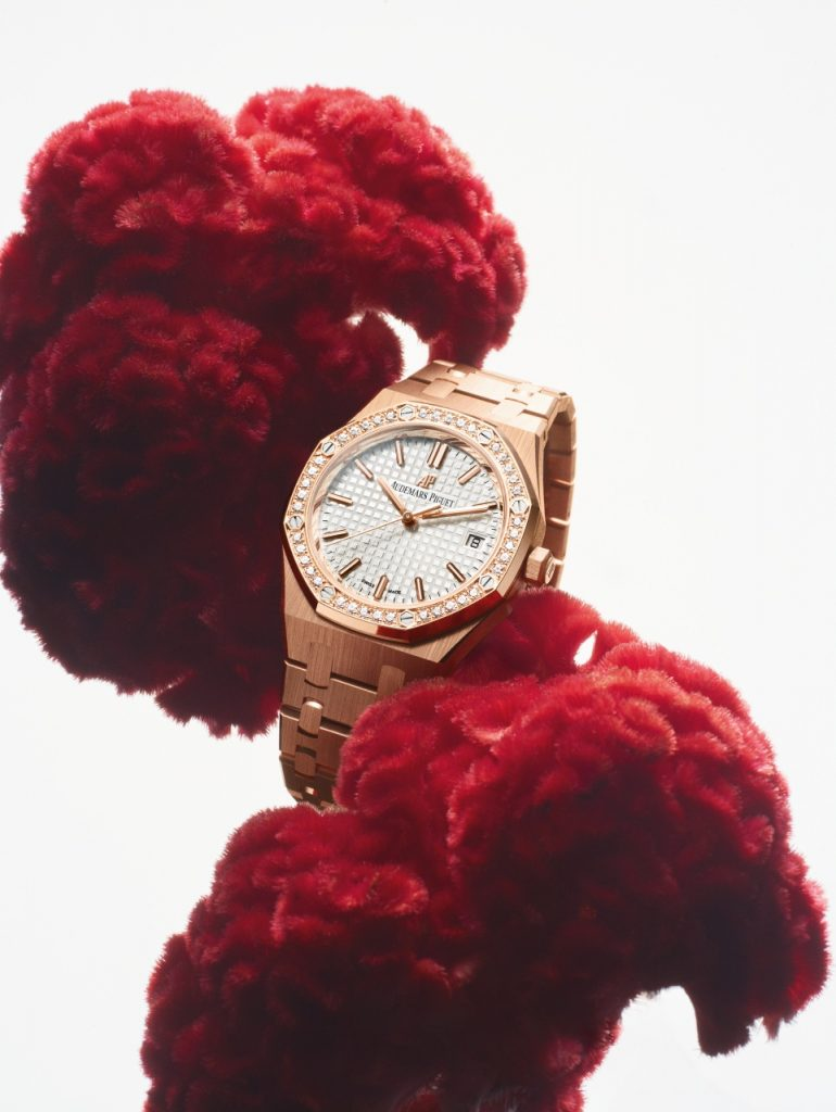 jewellery meets couture in Audemars Piguet x Ralph & Russo collaboration