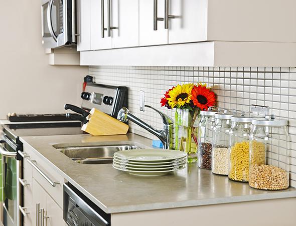نصائح لتنظيف المطبخ