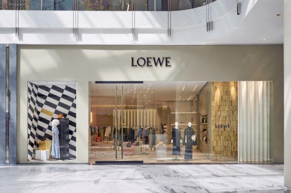 Loewe ouvre un deuxième magasin dans le centre commercial de Dubaï