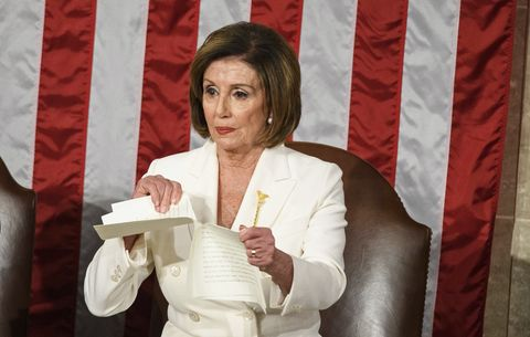 Nancy Pelosi Is Trump's Nightmare. She Couldn't Care Less.