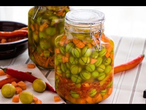 طريقة عمل الزيتون التفاحي