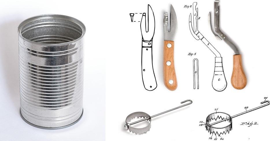 من الذي اخترع سكين التعليب؟ أعلى أفضل السكاكين فتاحة