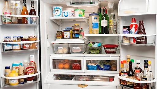 مارجريت كروس ترتيب و تنظيف الثلاجة