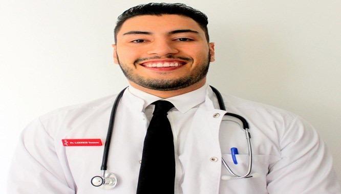 الدكتور يونس لغريب.. الطب في خدمة المجتمع المدني