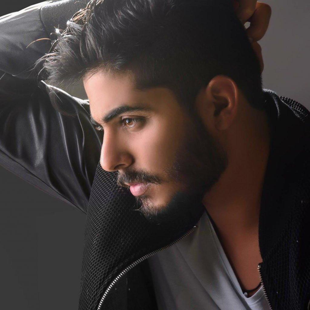 """الفنان الفلسطيني طارق خلوف ينتهي من تسجيل اغنيه """"بلا بلا حبك"""""""
