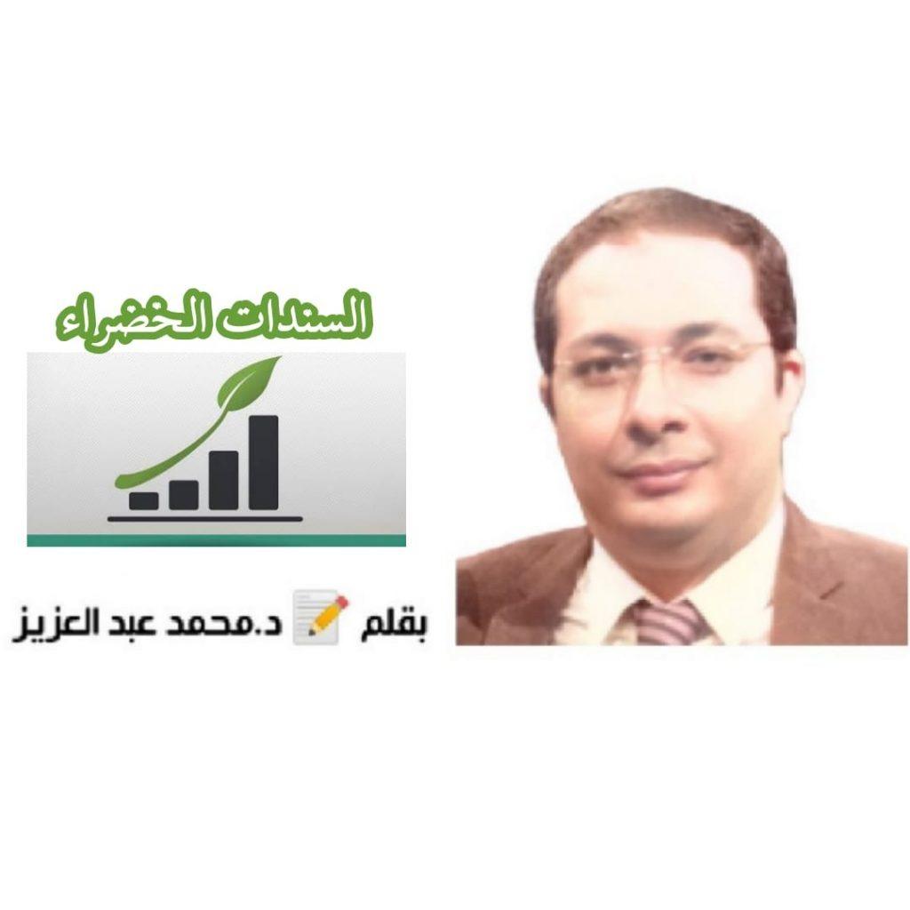أفاق نمو السوق المصري في اصدار السندات الخضراء وفقا لمعايير التنمية المستدامة