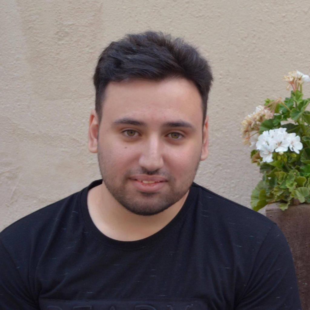"""الكاتب راكان بشناق: انتظروا """"حواديت حمزة أفندي"""""""
