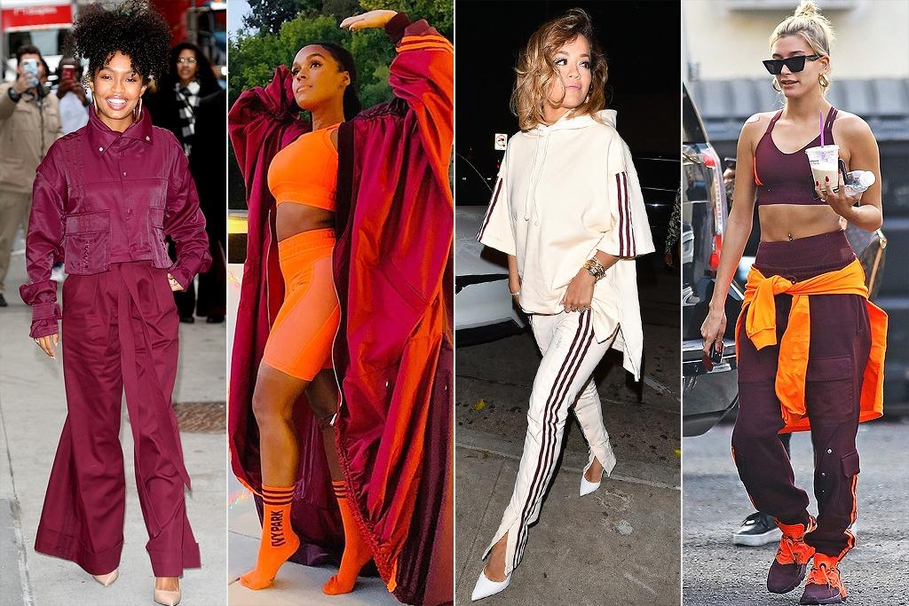 Beyoncé Reveals New Ivy Park X Adidas Collection