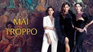 Introducing BVLGARI's Mai Troppo Heroines: Starring Zendaya, Naomi Scott and Lily Aldridge