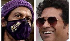 Shah Rukh Khan's amazing reaction after Sachin Tendulkar's congratulatory etweet on KKR's performanc
