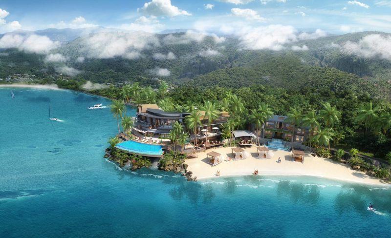 فنادق ومنتجعات إل إكس آر تفتتح أولى وجهاتها في جزر سيشل