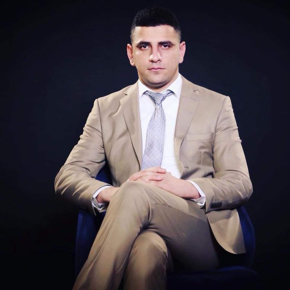 الإعلامى فه ر مان ناشاد على إحدى الفضائيات المصرية قريبًا