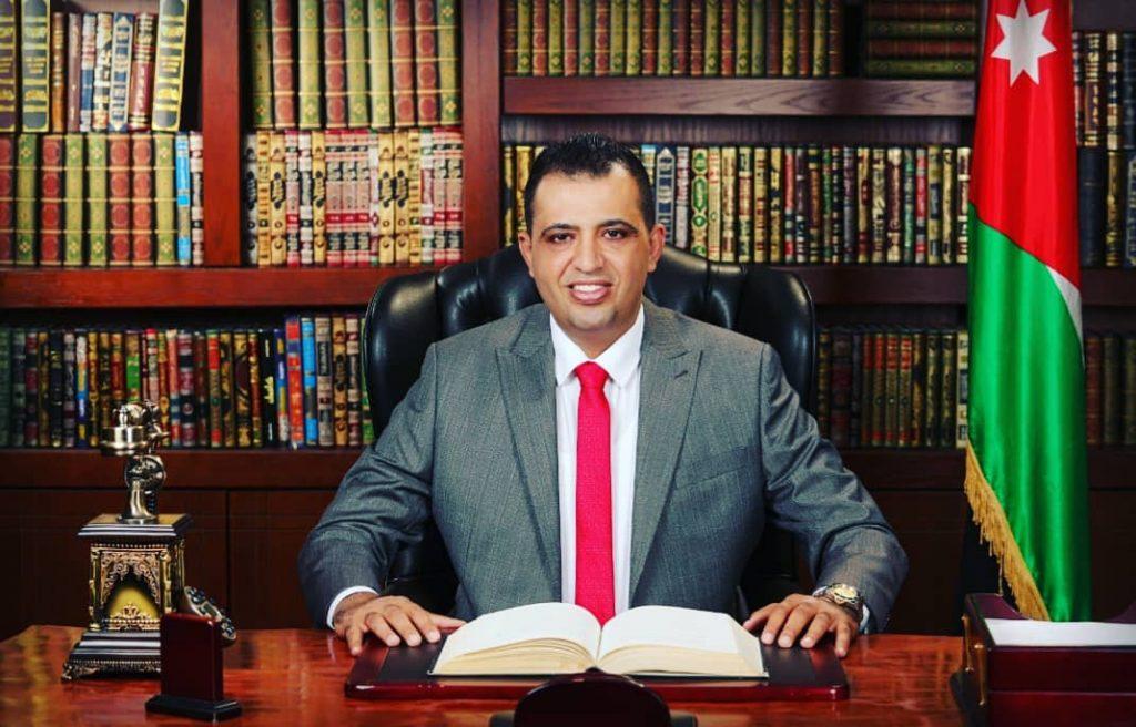 """الأردني محمد زيد الشوابكة في معرض الكتاب بـ""""خبايا وأسرار الفراعنة"""""""