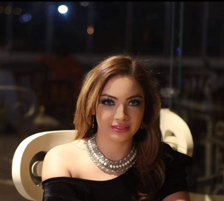 الفنانة والاعلامية شيري عبد الحميد في الساحر قريبا