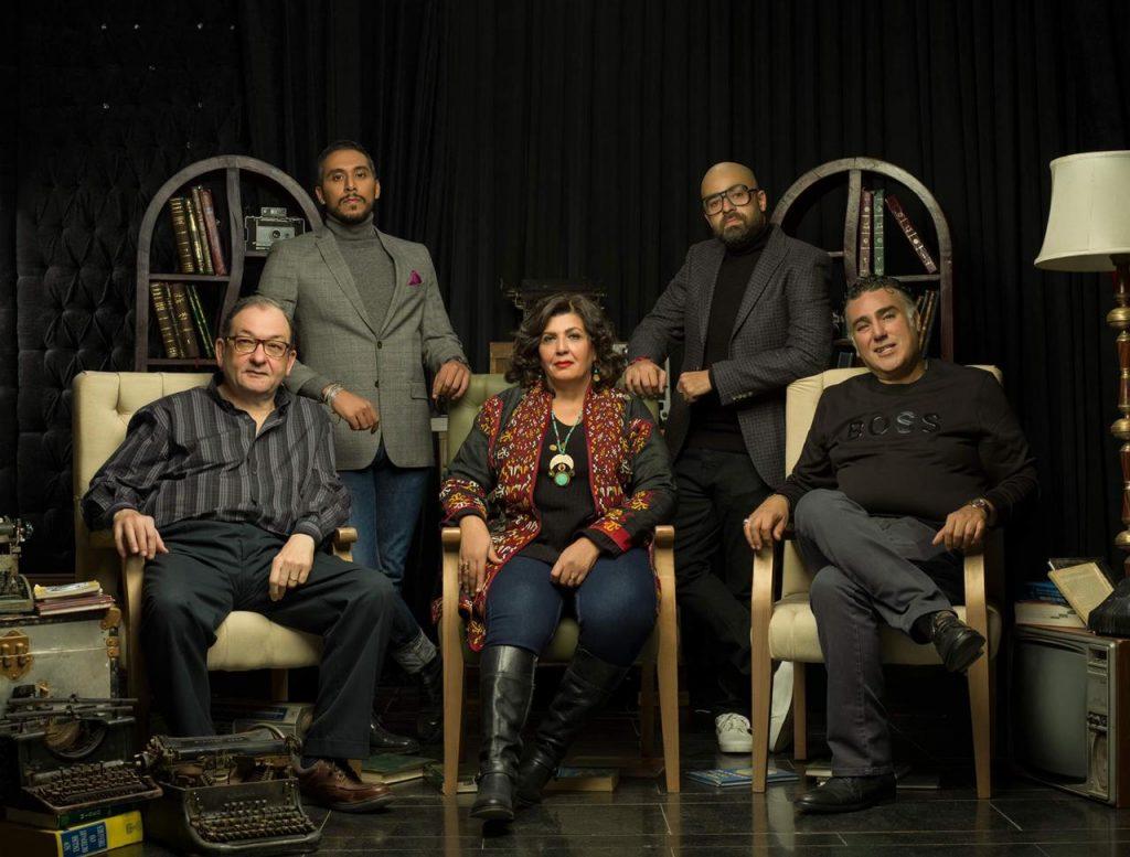 بمشاركة مخرجين ومؤلفين ومنتجين وتقديم ريا أبي راشد مستقبل صناع السينما على مائدة مستديرة في مهرجان القاهرة