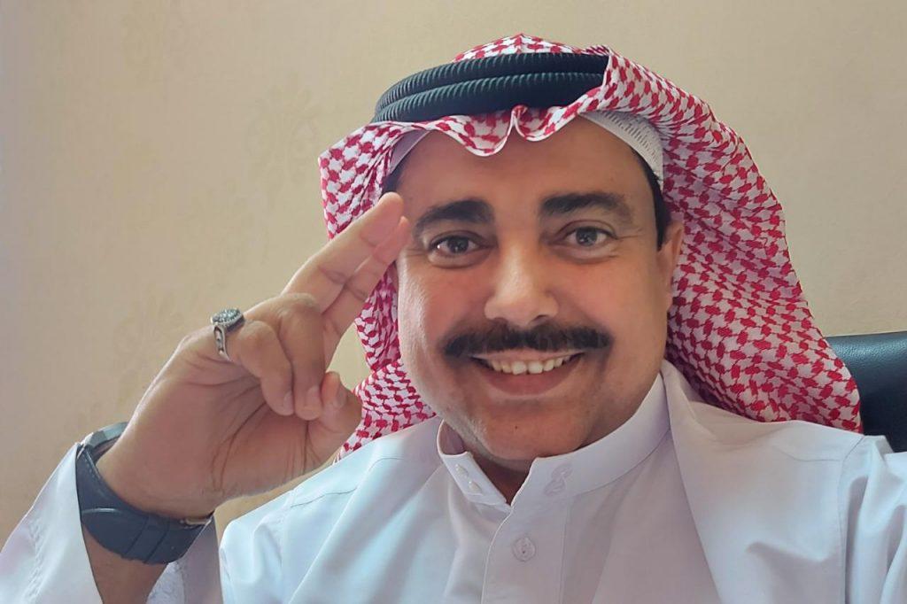 فارس المدينة الفنان والمخرج السعودي الدكتور جميل أحمد القحطاني