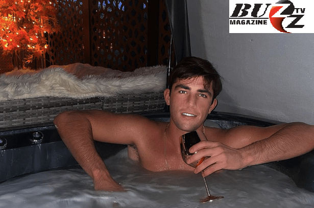 Jack Fincham and TOWIE's Chloe Brockett spark romance rumours with steamy hot tub snaps