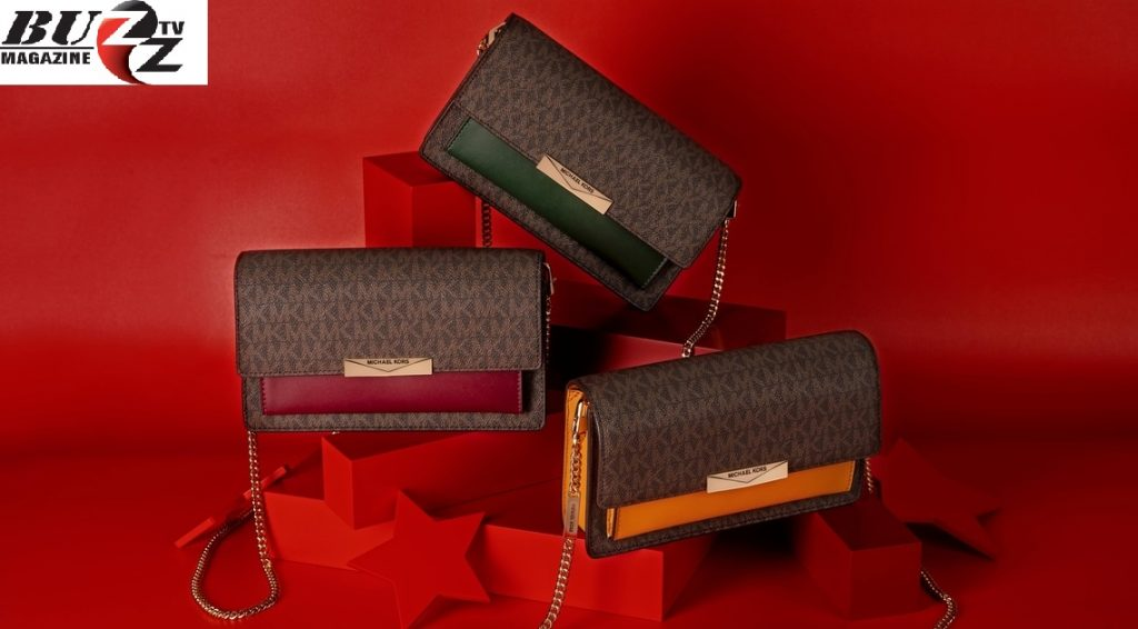 MICHAEL KORS' HOLIDAY COLLECTION PUTS A MIDDLE EASTERN SPIN ON CLASSIC STYLES