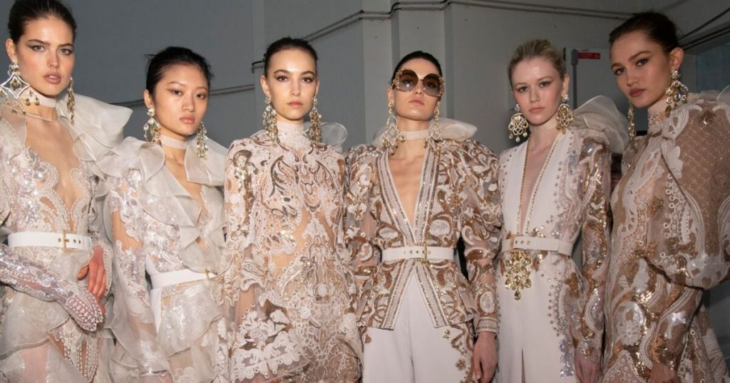 Amazon Enters The High Fashion Stratosphere With Elie Saab