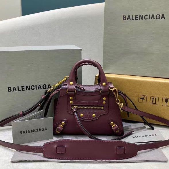 Balenciaga Neo Classic Mini Top Handle