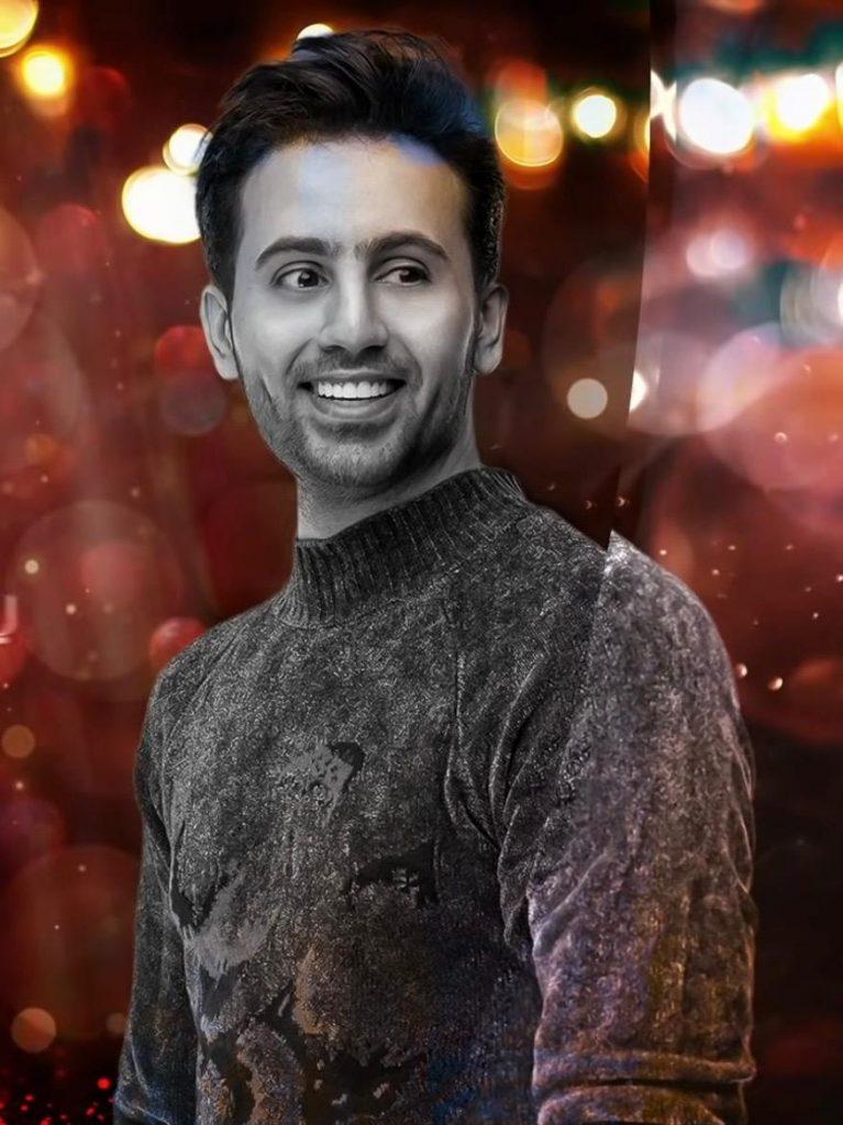 """قد طرحت أغنية """"حبيبتي"""" عبر القناة الرسمية للفنان فؤاد عبدالواحد ضمن فيديو ممنتج"""