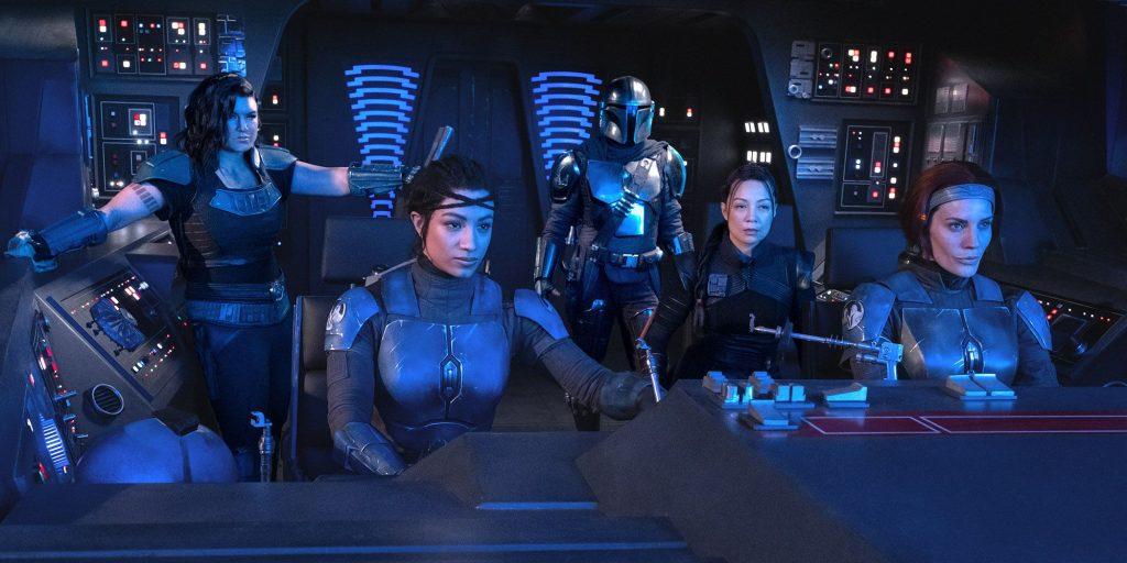 Katee Sackhoff (Bo-Katan Kryze) and Mercedes Varnado (Koska Reeves) break down behind-the-scenes secrets.