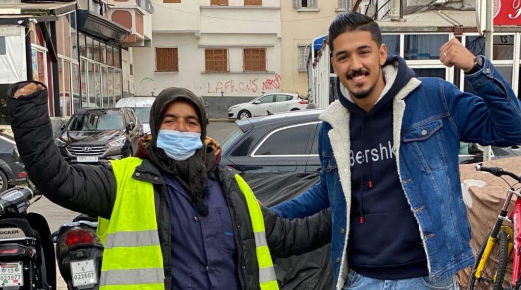 حمزة مندوب  .. قصة نجاح في الصحافة الإجتماعية