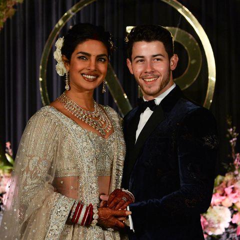 Priyanka Chopra And Nick Jonas' One-Year Anniversary Tributes Are Pretty Adoring And Extra
