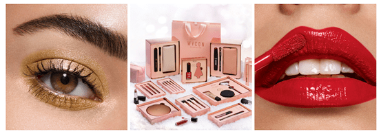 WYCON Cosmetics, an Italian make-up brand